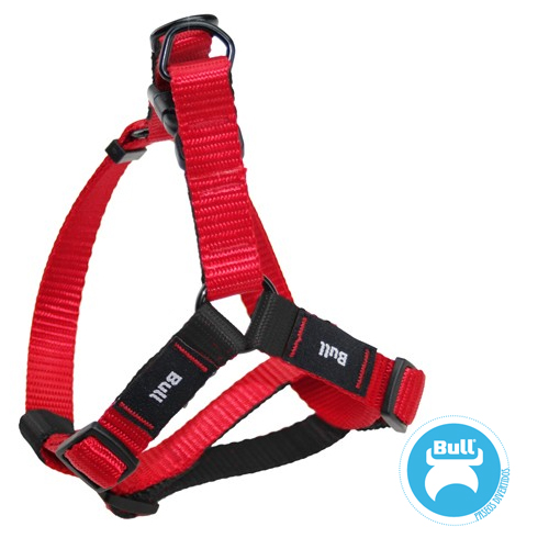 BULL PETRAL BASIC COLOR ROJO